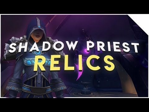 Shadow Priest Relics and Traits in 7.3.2 (Review, Guide)