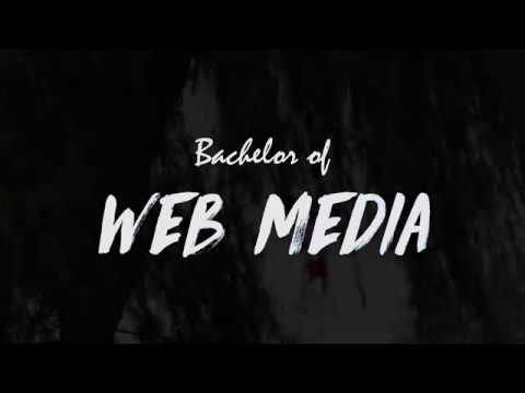 Bahrain Polytechnic Web Media Major - ICT/Web Media Exhibition 2017