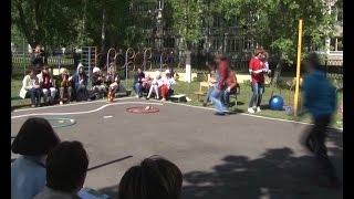 Солигорск. СТК. Спортивный праздник в центре коррекционно-развивающего обучения