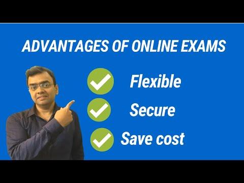 9 Advantages Of Online Examination System