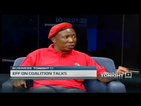 EFF will not get into power through back door - Malema