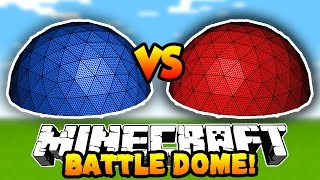 Minecraft THE ULTIMATE DECOY! (BATTLE DOME | RED VS BLUE) w/PrestonPlayz & Friends!