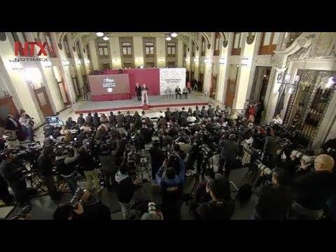 Conferencia de prensa de AMLO del 25 de enero