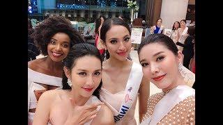 Miss International 2018, Hoạt động mới nhất của Nguyễn Thúc Thùy Tiên tại  - Hoa hậu quốc tế 2018