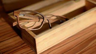 Schümmer Optik - handgefertigte individuelle Brillen aus Holz, Stein und Büffelhorn