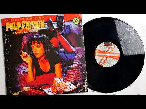 Pulp Fiction - Music from the Motion Picture - Vinyl Unboxing