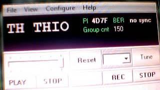 Прием FM радиостанции Radio 7 из Албании.