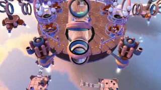 Switchball Solution (PC) - Cloud World, Level 3