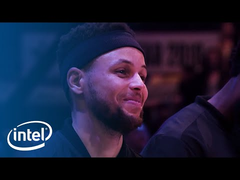 Courtside with NBA on TNT VR Powered by Intel True VR | Intel