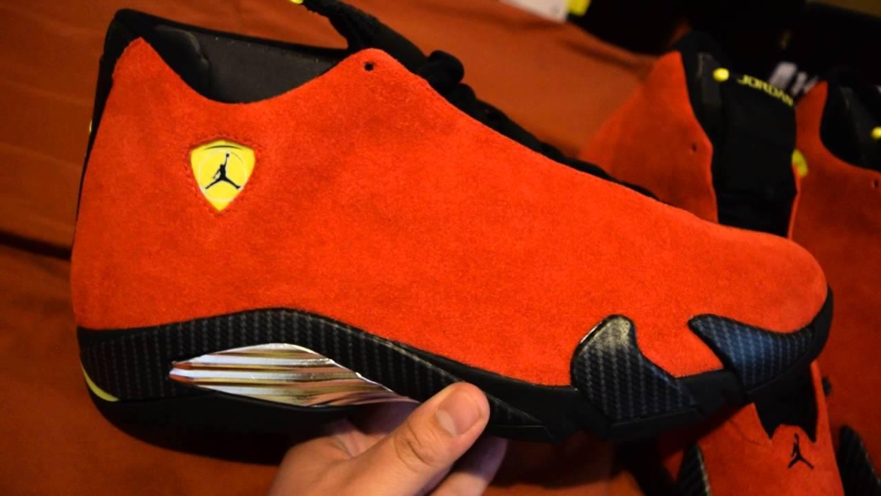 58e8befb4 Nike Outlet Steal! Alert!!! Ferrari 14 - YouTube