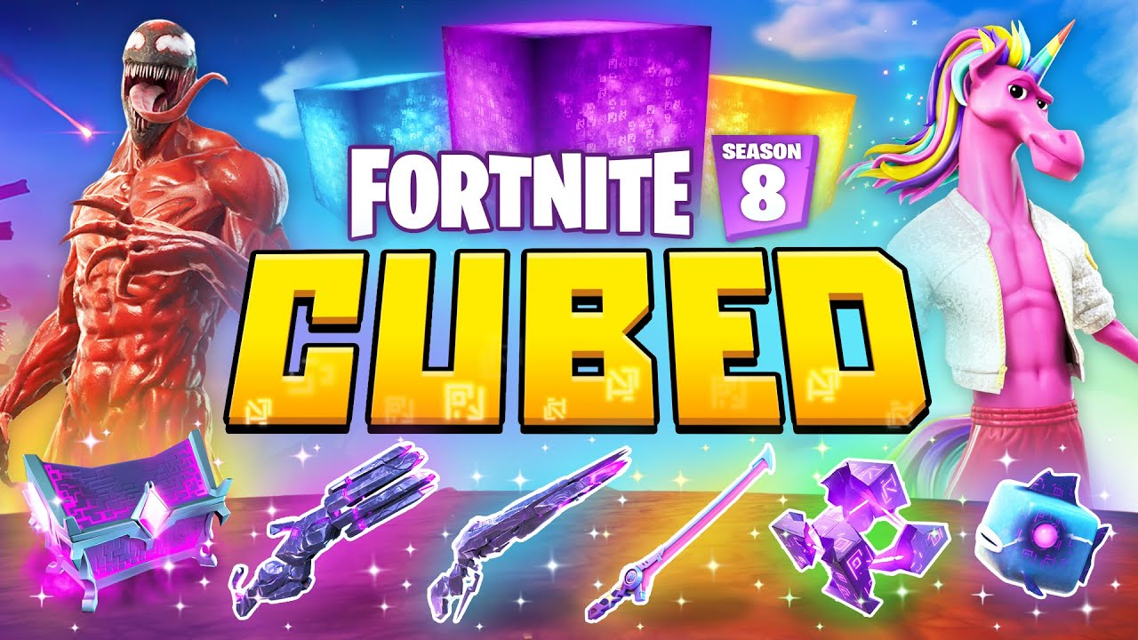 Download Fortnite SEASON 8 - Everything NEW EXPLAINED!
