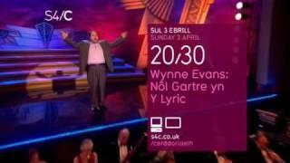 Wynne Evans - Nôl Gartre yn Y Lyric (S4C)