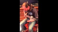 Jukka Hoffren plays bass on Amberian Dawn's album MAGIC FOREST 2014
