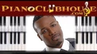 "♫ How to play ""NOBODY GREATER"" (Vashawn Mitchell) - gospel piano tutorial ♫"