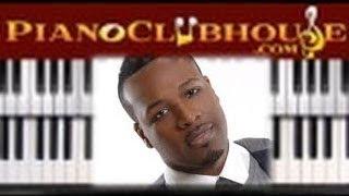 "♫ How to play ""NOBODY GREATER"" (Vashawn Mitchell) - gospel piano tutorial ♫"