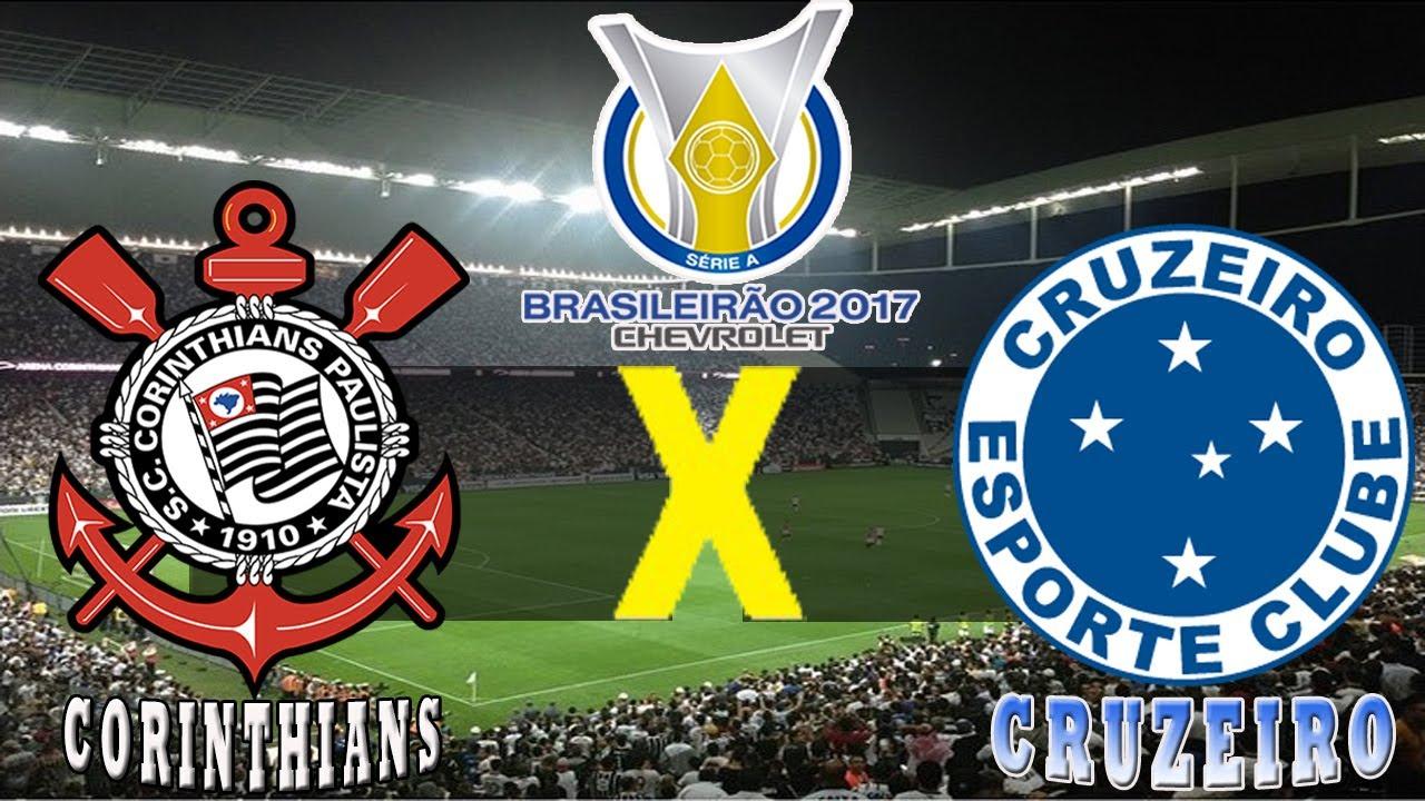 Corinthians X Cruzeiro 14062017 Campeonato Brasileiro