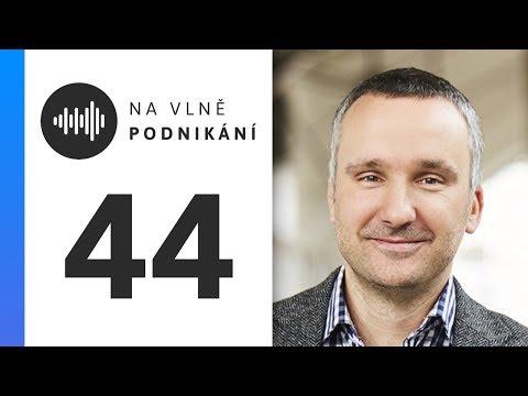 Na Vlně Podnikání #44: Ondřej Ilinčev o 20ti letech na volné noze a budování brandu pomocí blogu