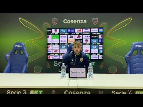 """Cosenza-Reggiana, Pezzella: """"Sto crescendo e spero di trovare più spazio"""""""