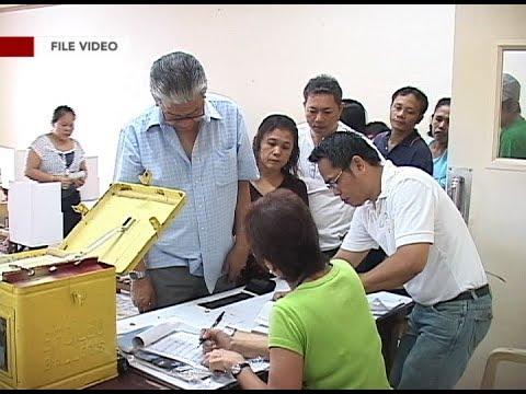Mga balota na may petsang October 2017 gagamitin ng COMELEC sa Barangay and SK elections
