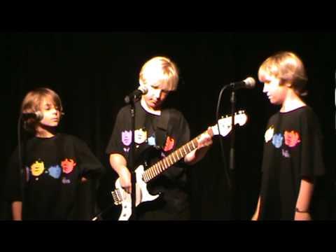 Strawberry Point Elementary School Variety Show 2010
