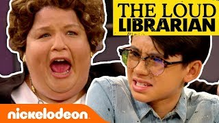 All That is Back! 😃 Lori Beth Returns as The Loud Librarian | Nick Video