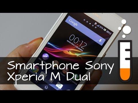 Sony Xperia M C2004 Smartphone - Resenha Brasil
