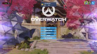 Overwatch Competitive Game play Season 12: Epic Fail