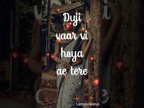 duji-vaar-pyar-lyrics-status- -romantic-love-status