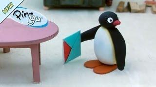 Pingu - Pingus verstopt een brief