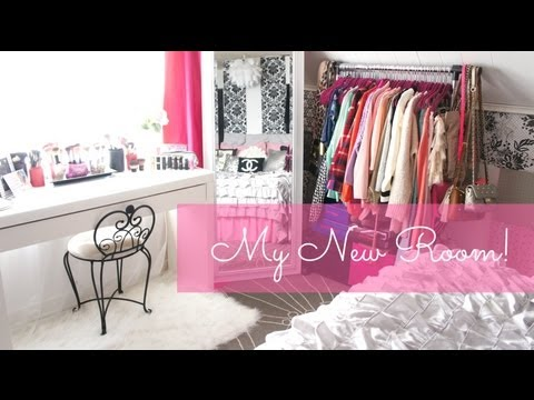 5 inexpensive ways to re-decorate your room! (Updated Room Tour) - Belinda Selene