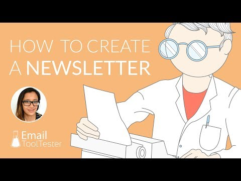 How to Create an Email Newsletter - It's Easier Than You Think!