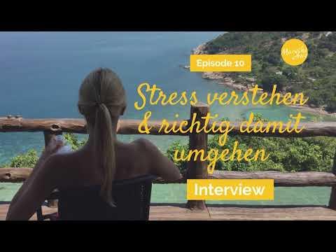 Stress verstehen und richtig damit umgehen | Interview mit Jacob Drachenberg