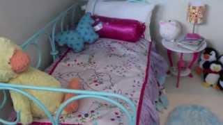 ♡ag Doll Room Tour!♡