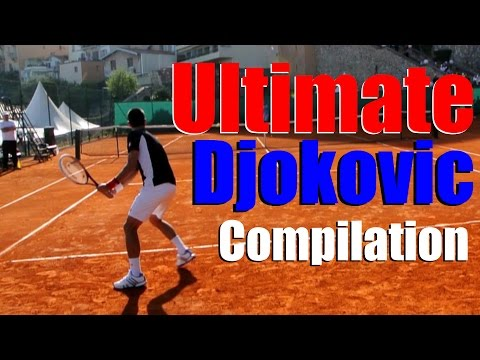 Novak Djokovic Ultimate Training Compilation