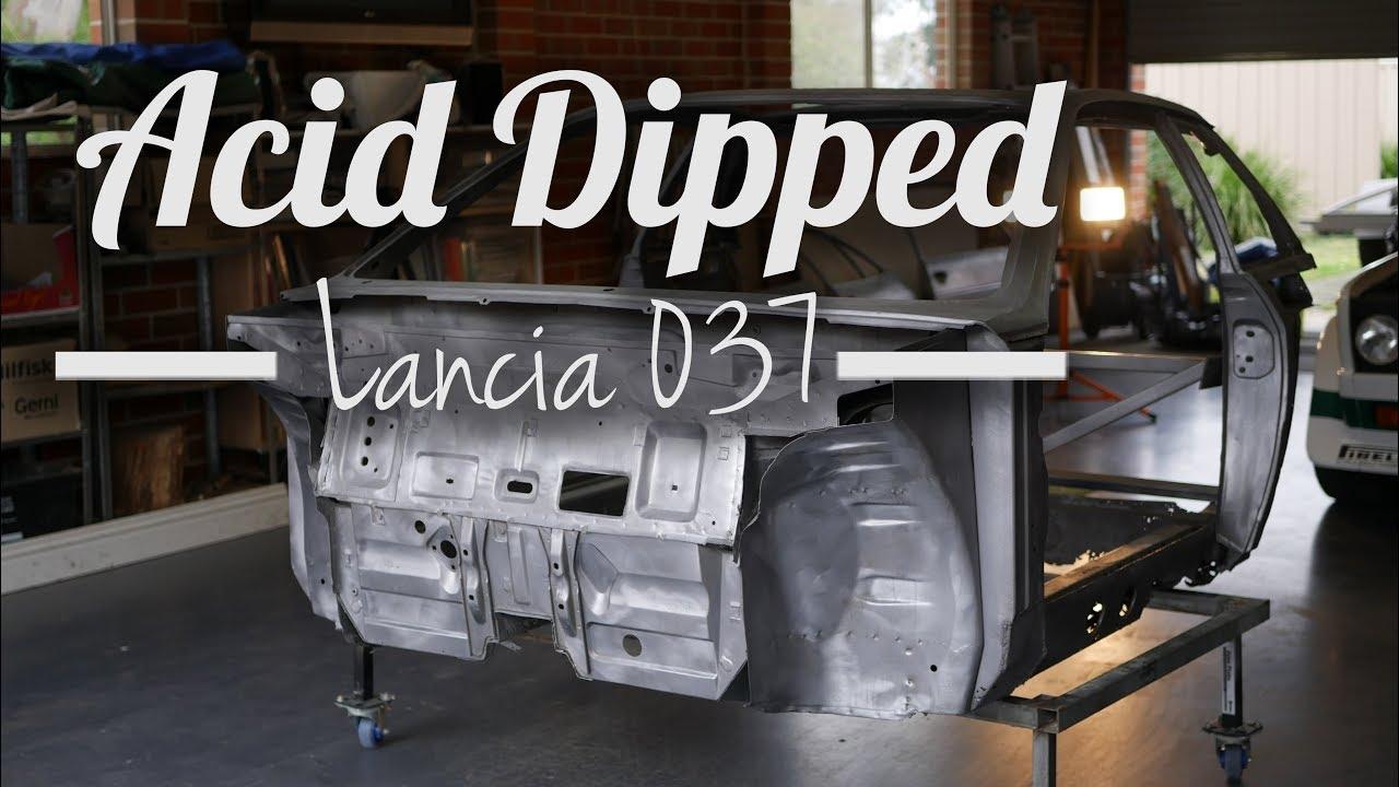 Lancia 037 Acid Dip