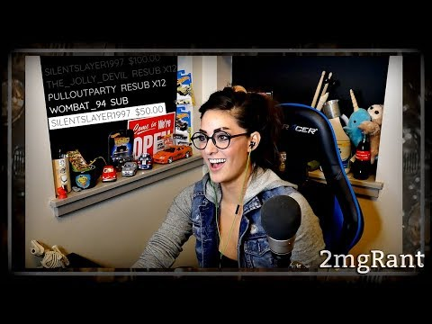 Friendship Break Ups, Streaming Success, & Perverted Twitch Chat - 2mgRant