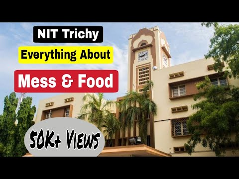 My experience as a SCRIBE | NIT Trichy Mess | Humanity club|Prateek tambe