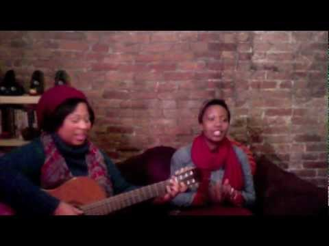 """Nadia Washington and Jaime Woods sings """"The Story"""" by King"""