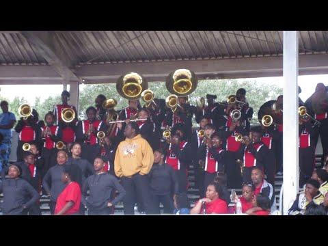 Loachapoka High School Marching Band Field Performance (2017) Selma High School Battle Of Bands