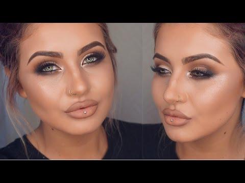 Tarte Cosmetics Review/Full Face Glam Tutorial