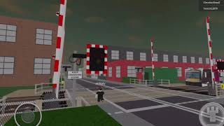 Yet More Roblox UK Level Crossing I Visited