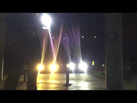 Police treat me like a criminal for sitting in front of a library; Post Falls, Idaho