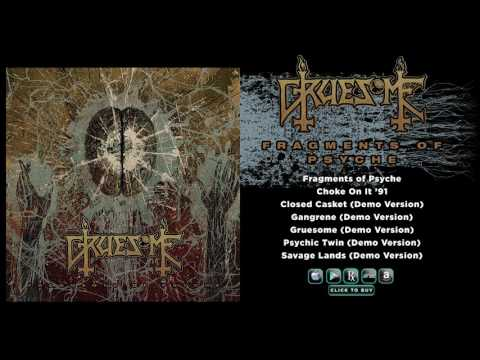 GRUESOME - Fragments of Psyche EP (Full Stream)