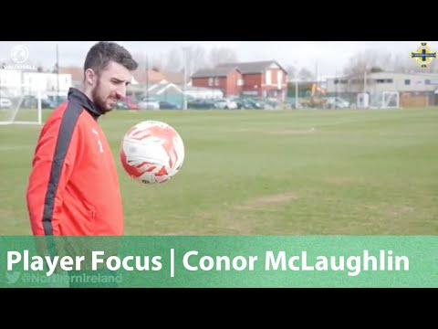 Player Focus | Conor McLaughlin | Northern Ireland defender