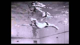 The sciences of swimming - Butterfly