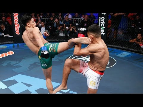 David Martinez vs William Sanchez Full Fight | MMA | Combate Peru