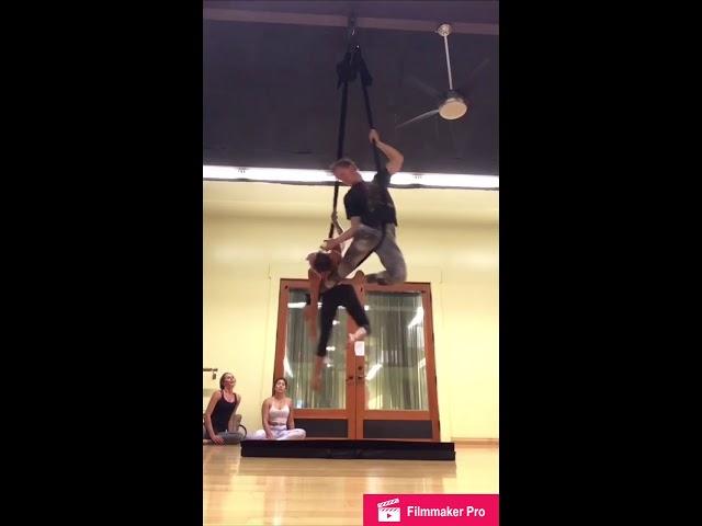 Olivia (Liv) Davi | New England Center for Circus Arts Submission