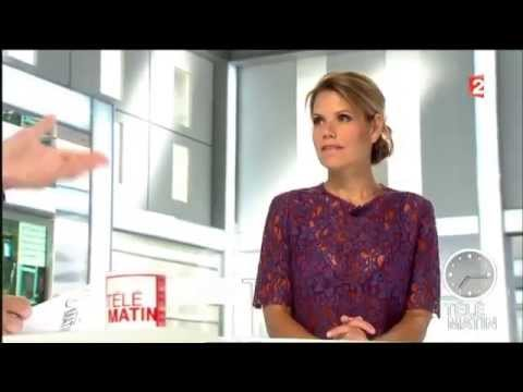 Helloasso dans t l matin france 2 youtube - Telematin laura du web application ...