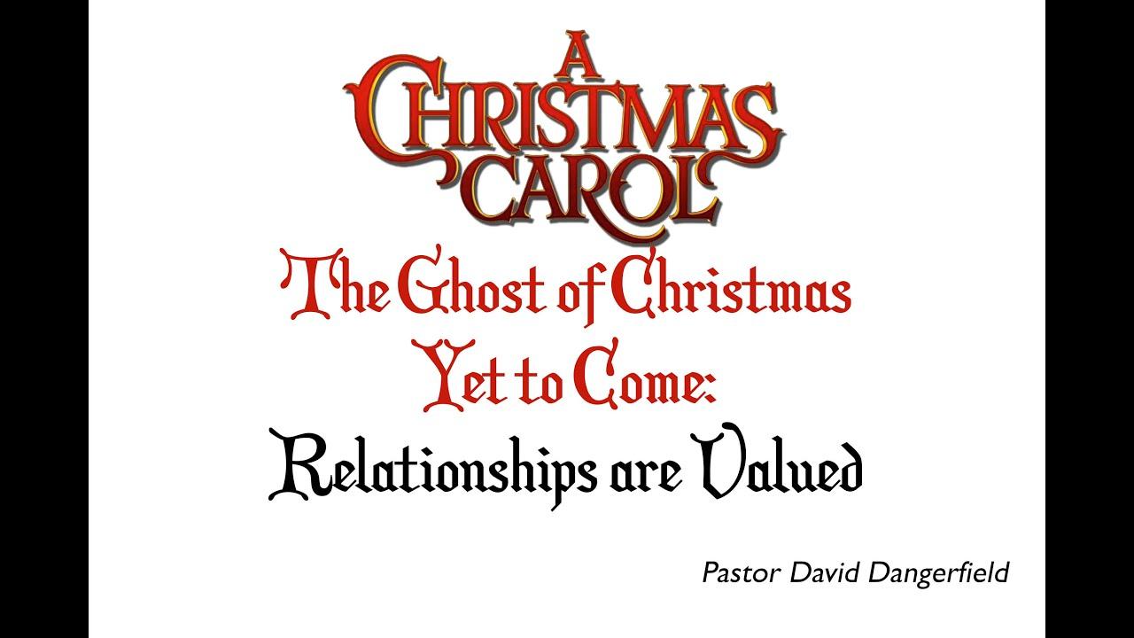 Christmas Carol: The Ghost of Christmas Yet to Come - YouTube