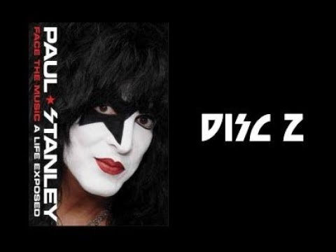 """""""Face the Music"""" by Paul Stanley Disc 2"""